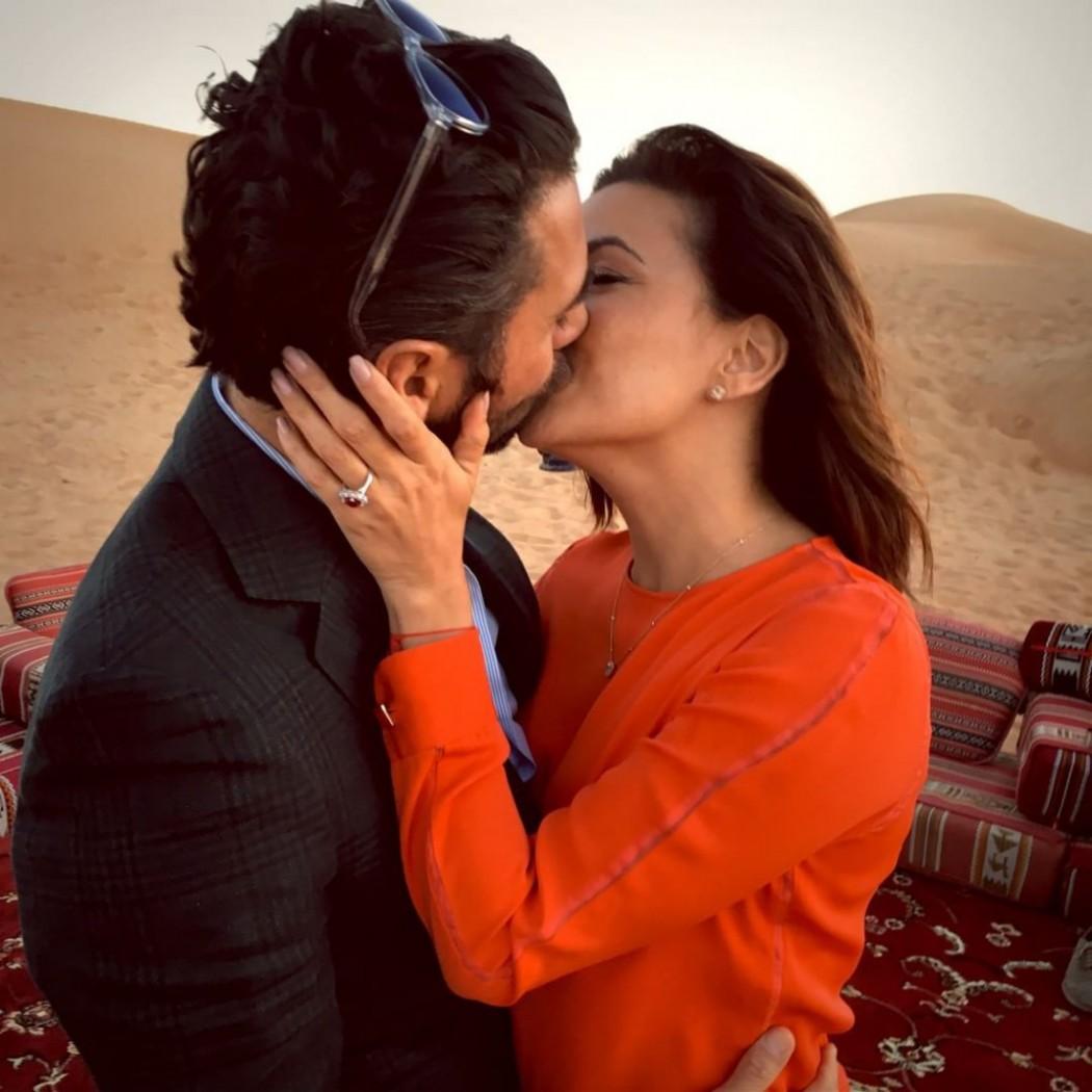 Eva Longoria_Engagement