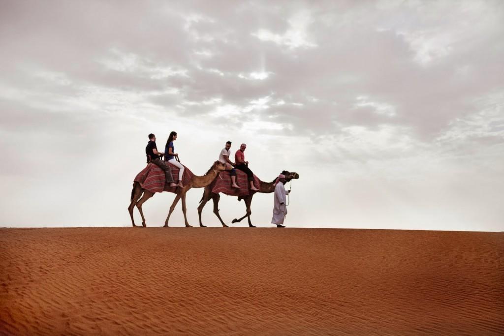 Platinum Heritage_Riding camels
