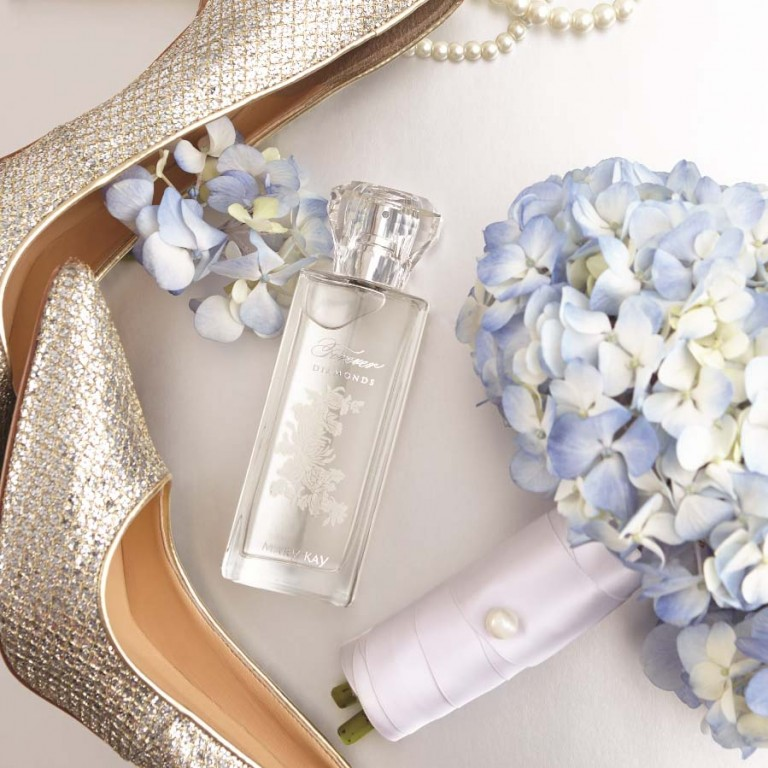forever diamond Facial care products from forever flawless® contain a special ingredient, extra-fine natural diamond powder.