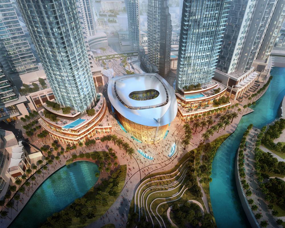 2. Dubai Opera