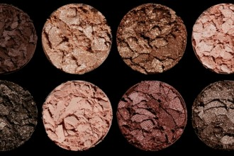 Sleek MakeUP i-Divine eyeshadow palette All Night Long Swatches