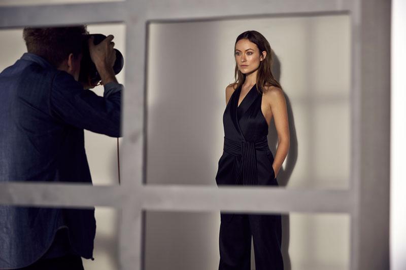 Оливия Уайлд – лицо новой коллекции H&M Conscious Exclusive